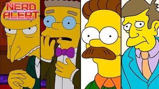 Should The Simpsons End Now that Harry Shearer is Out?