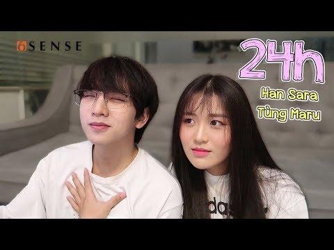 24H - Han Sara feat Tùng Maru | Cover Tiếng Hàn