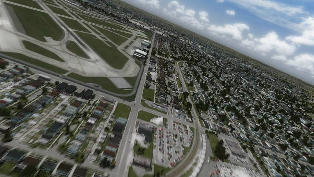 simMarket: FLYTAMPA - CHICAGO MIDWAY V2 KMDW FSXP3D UPDATE ONLY