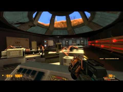 Black Mesa (2012 version) vs. Half-Life - A Comparison