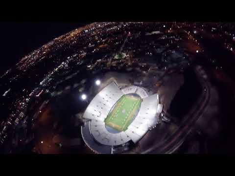 UTEP Sun Bowl Stadium - Rehearsal Jump - September 13, 2017