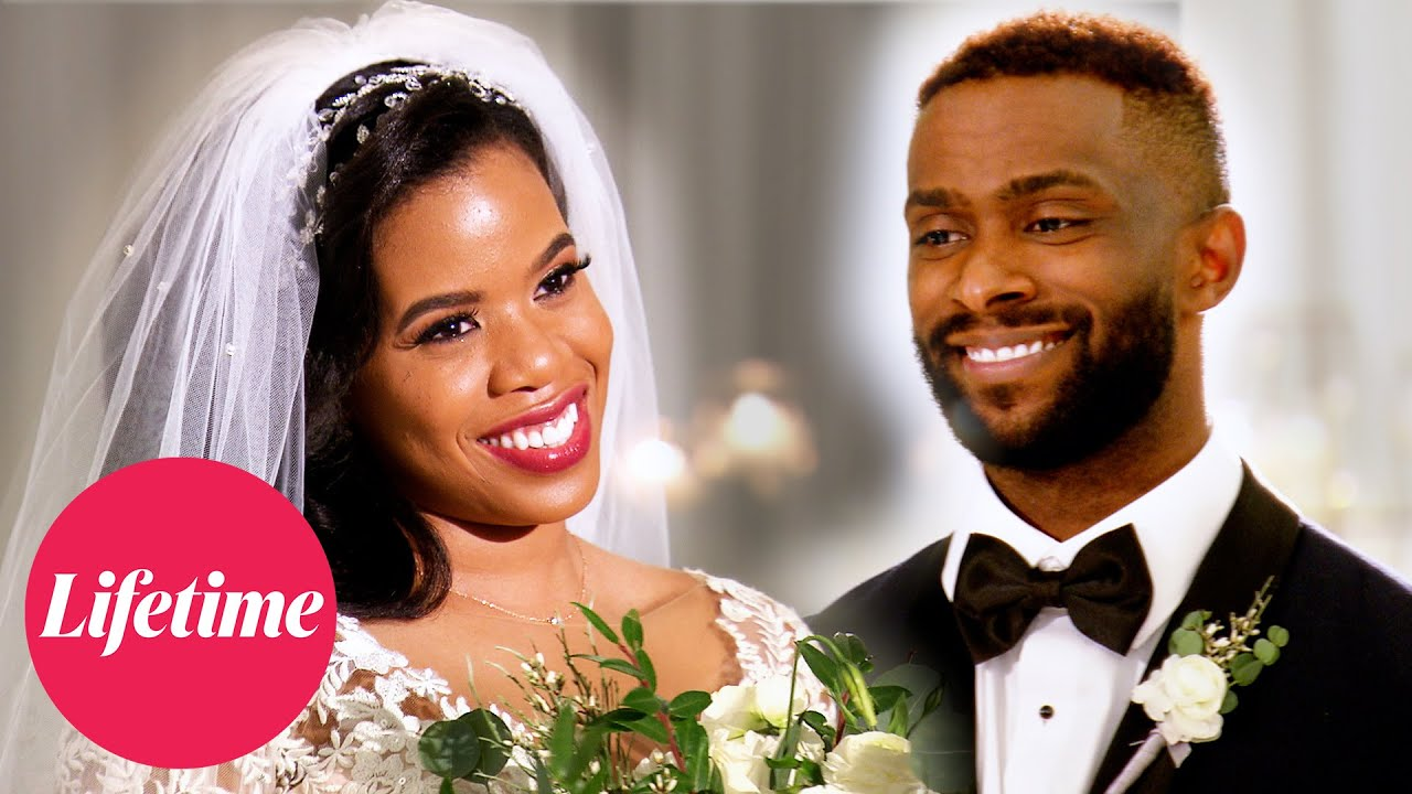 Michaela and Zack Get MARRIED! - Married at First Sight (Season 13, Episode 2)   Lifetime