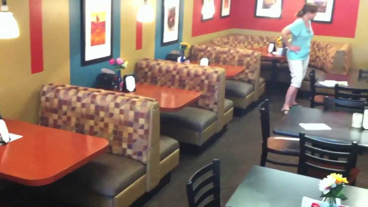 Restaurant Booth Repair   Boston Deli   By Beyond Your Dreams John And  Kelly Fraser   YouTube