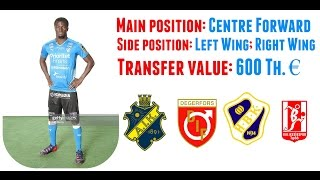 Kwame Karikari || Centre Forward || Skills || Goals || Assists