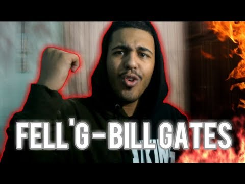 FELL'G - BILL GATES (Official Music Video)  (REACTION)