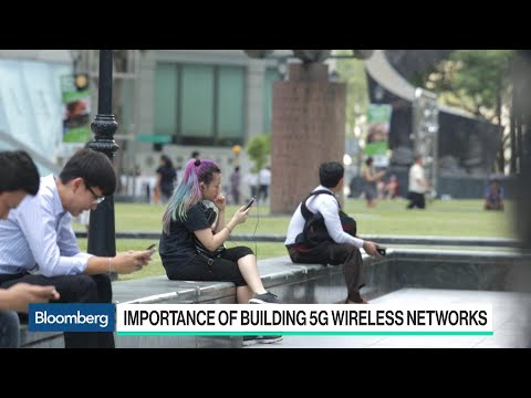 The Global Race to 5G Wireless Networks