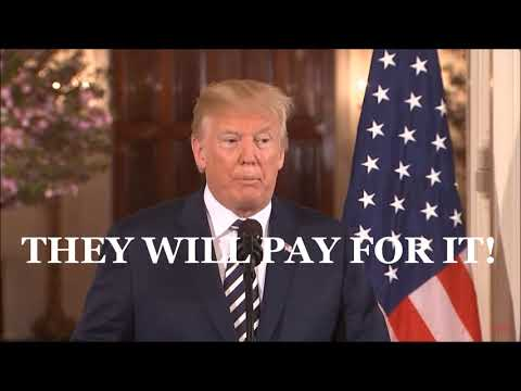 Trump will compel Gulf countries to pay! (April 2018)