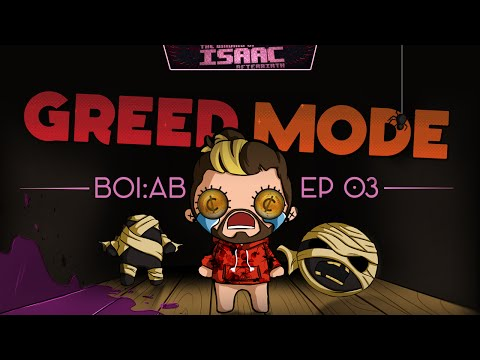 The Binding Of Isaac : Afterbirth [Greed  03] Halo Of Hiccups