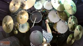 Justin Timberlake Live Medley - Drum Cover - Jacob Randall