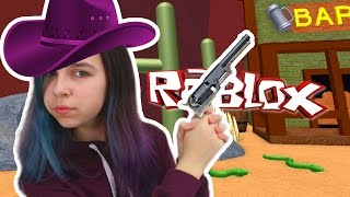 ROBLOX LET'S PLAY ESCAPE THE WILD WEST OBBY | RADIOJH GAMES
