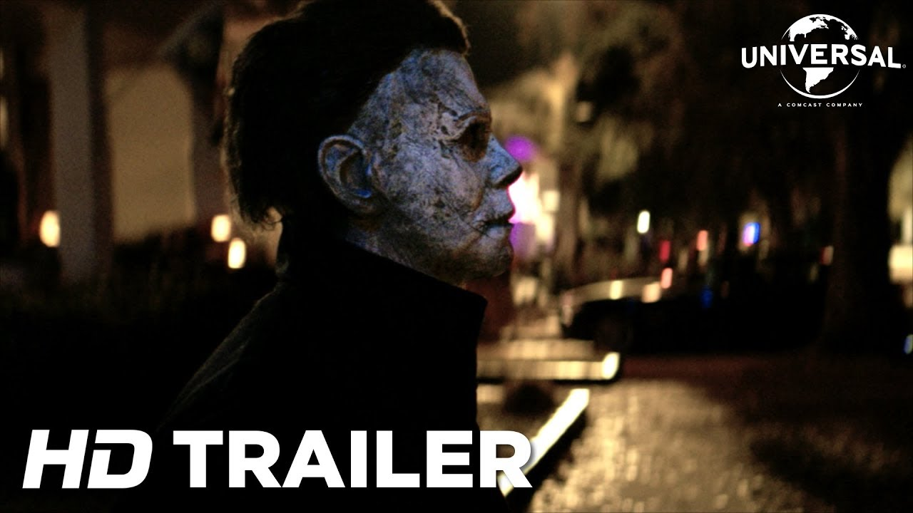 Halloween Movie Poster 2018.New Halloween 2018 Trailers And Poster Released Cultured Vultures