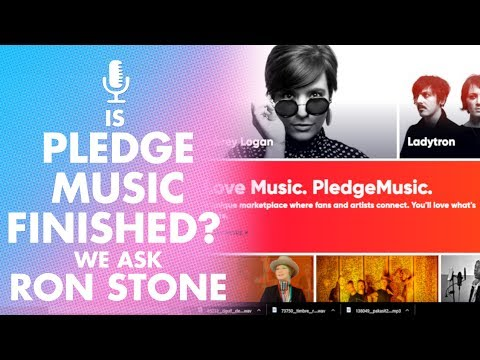 Pledge Music Complaints from Artist Manager Mp3