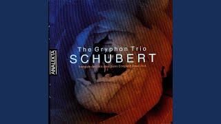 """Piano Trio in E-flat, """"Notturno"""", D. 897, Op. Post. 148: Adagio"""