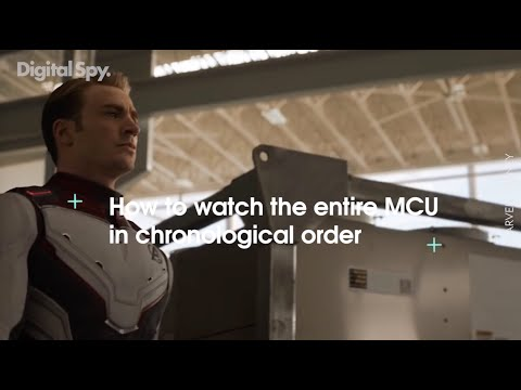 How To Watch The Entire MCU In Chronological Order