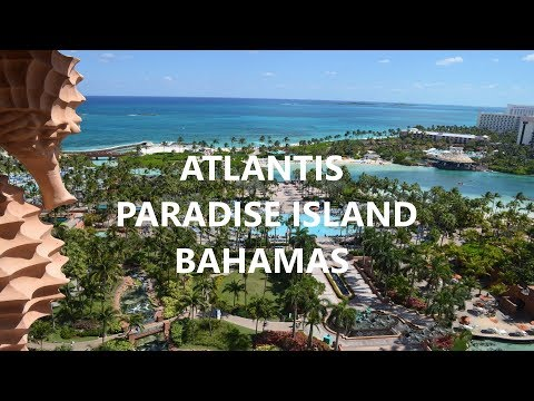 Atlantis Bahamas – Amazing Resort – Aquariums – Beach – Pools – Rides – Dolphins