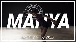 Mut4y | Manya ft Wizkid (Ase Manual Remix) | Choreography by Esie Mensah