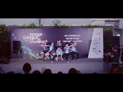 SYC (1st Place) | Teenage Dance Challenge 2016 KPOP Finals