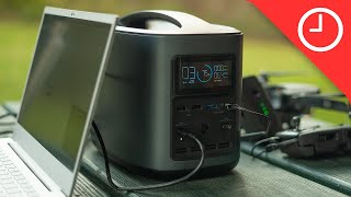 Ecoflow River 370 Review: Charge up to 9 devices with this power station