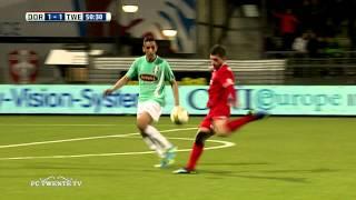 FC Dordrecht - Jong FC Twente 13/14