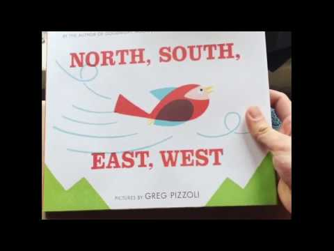 NORTH SOUTH EAST WEST unboxing