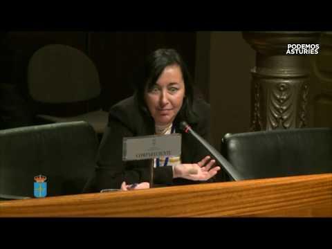 180109 Comisión investigación cursos de formación - Doña Olga Blanco Rozada