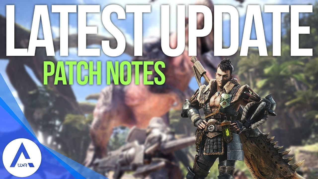 Monster Hunter World: New Update #2 Patch Notes - Elderseal, Quest board,  Hunting Horn (Xbox/PS4)
