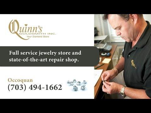 Jewelry Store Occoquan - Quinn's Goldsmith, Inc