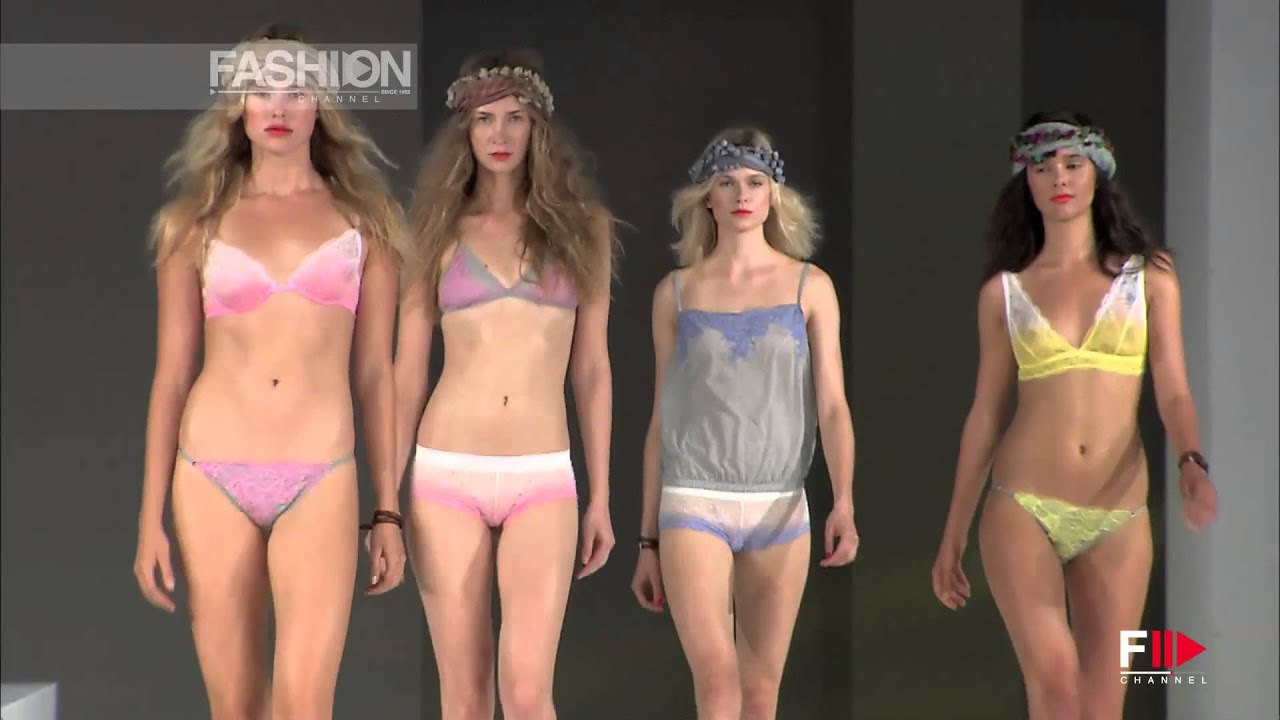 Fashion Show Quot Tcn Quot Spring Summer 2014 Barcelona 2 Of 5 Hd