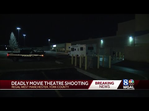 Deadly Shooting Being Investigated At Regal Cinema In West Manchester Township