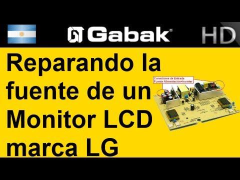 Repara tu monitor lcd cuando aveces enciende/prende y se apaga enseguida (service/arreglo tv/lcd)