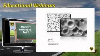 Professional Pavement Products Educational Webinars
