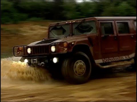 MotorWeek | Retro Review: '98 AM General Hummer