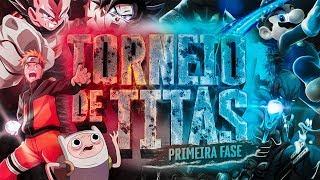 Torneio de Titãs | Anúncio ÉPICO da 1ª Fase (COMPETIDORES REVELADOS!!!)