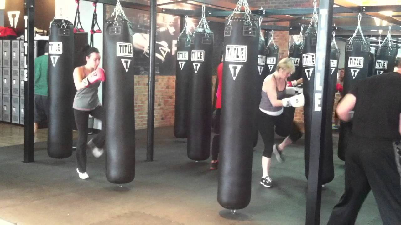 reviews of TITLE Boxing Club