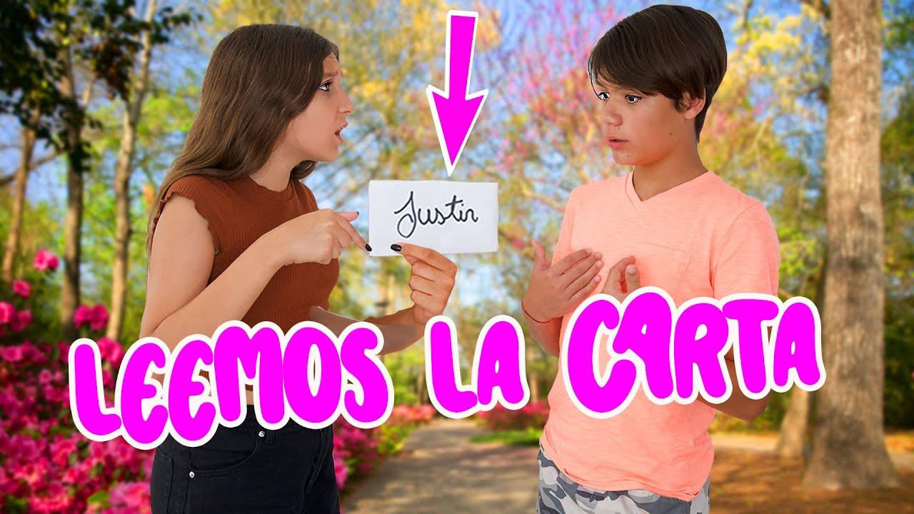 POR FIN leemos la carta de Justin - ¿Lo Perdono?