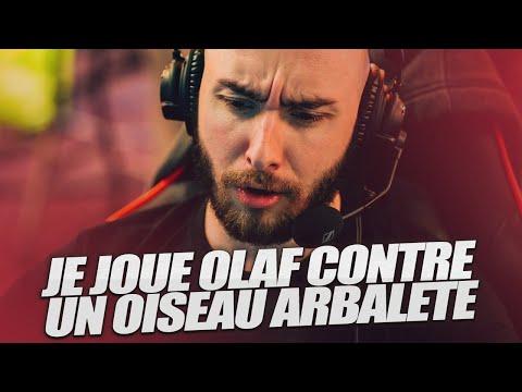 Vidéo d'Alderiate : [FR] ALDERIATE & PANDORE - OLAF VS QUINN - JE VIS UN EARLY Ô MEGA CRINGE