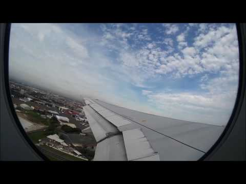 Manila Airport (MNL/RPLL) Startup to Takeoff Runway 31 2017 as Cebu Pacific 5J625 [A320, RP-C3267]