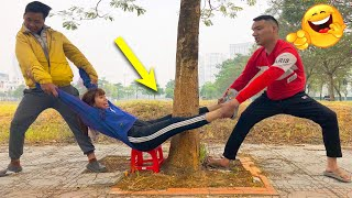 TRY TO NOT LAUGH CHALLENGE   Must Watch New Funny Video 2021   Sml Troll Episode 2