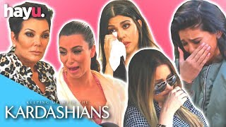 The Worst Of Kardashian Break Ups 💔| Keeping Up With The Kardashians