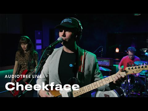 Cheekface On Audiotree Live (Full Session)