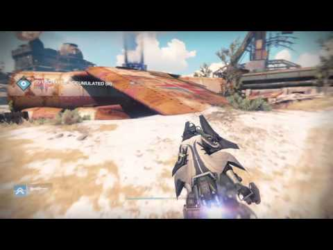 Destiny - How to reach overcharge 3