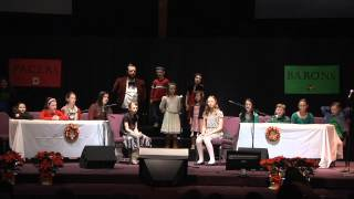 Children's Christmas Program 12 14 2014