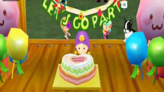 ntomo で Happy Birthday (アルバム用)