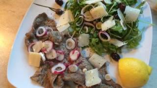 Страчетти - это очень вкусно!!! Итальянская кухня