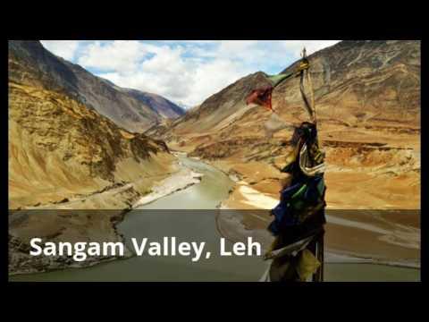 Leh Ladakh Tourism -Top 10 Leh  Ladakh Tourist Places