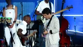 Gambar cover Leon Bridges - Mrs. (feat. John Mayer in his PJs) - The Greek - 9/11/2018