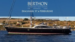 Discovery 57 (PEREGRINE) - Yacht for Sale - Berthon International Yacht Brokers