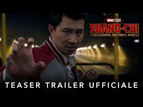 Marvel Studios' Shang-Chi e La Leggenda dei Dieci Anelli | Teaser Trailer Ufficiale