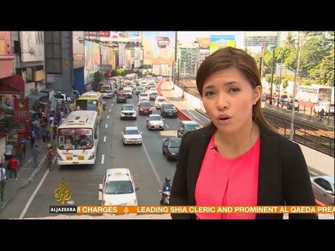 Carmageddon: Manila traffic (Al Jazeera English)