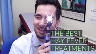 Best Hay Fever Treatment | How To Control Hay Fever Symptoms Pharmacy Antihistamine Medicines